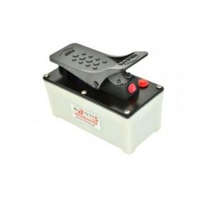 Pompa hydrauliczno pneumatyczna 20T szara FR5405