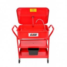 Myjka warsztatowa  75l czerwona FR8005