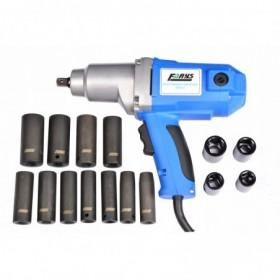 Klucz elektryczny FR7150 + nasadki udarowe FR2560