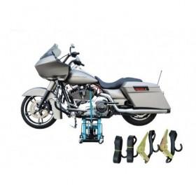 Podnośnik stojak motocyklowy motoru  ATV FR5049 zielony-  Promocja