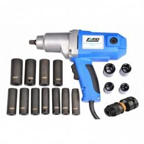 Klucz elektryczny FR7150 + nasadki udarowe FR2560 + DeWalt