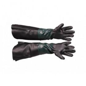 Rękawice ochronne do piaskarki duże FR7030