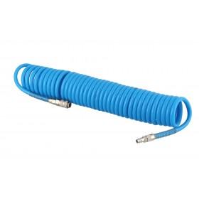 Wąż pneumatyczny spiralny 15m Airpress
