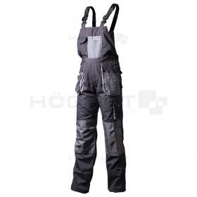 Spodnie robocze z szelkami...