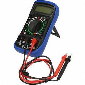 Digital multimeter voltage/current meter