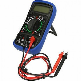 Digital Multimeter Voltmeter Amperemeter