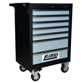 Szafka narzędziowa wózek warsztatowy 7 szuflad FR4035