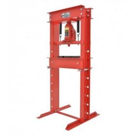 Prasa warsztatowa hydrauliczna 30 ton z lewarkiem FR5025