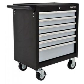 Szafka warsztatowa narzędziowa wózek 6 szuflad FR4034