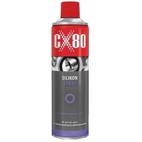 CX80 SILIKON W SPRAY do gumy wysoka lepkość 500ml