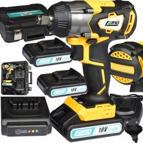 Klucz udarowy akumulatorowy 18V 400 Nm FR7131