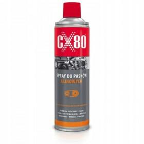 Cx80 Spray do pasków klinowych napędowych 500ml
