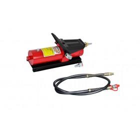 Pompa hydrauliczna pneumatyczna do prasa 20t czerwona FR5406