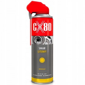 Cx80 Smar Litowy uniwersalny z aplikatorem 500ml