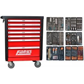Szafka narzędziowa wózek warsztatowy FR4033