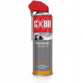 CX80 Odrdzewiacz ON RUST usuwa rdzę 500ml