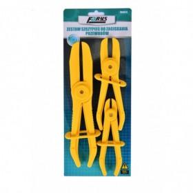 Szczypce do przewodów elastycznych żółte FR4614