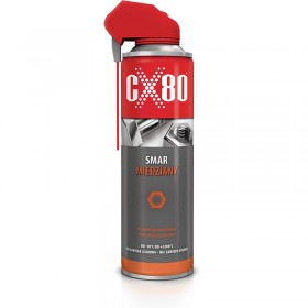 Cx80 Smar Miedziany Miedziowy Duo Spray 500ML