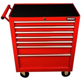 Szafka narzędziowa warsztatowa garażowa FR4028 czerwona