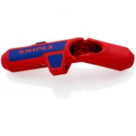 KNIPEX ErgoStrip® Uniwersalne narzędzie do ściągania izolacji 16 95 01 SB