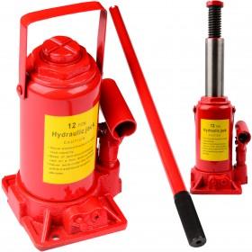Podnośnik hydrauliczny lewarek słupkowy 12ton prasa