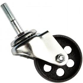 Kółko skrętne do podnośnika skrzyni biegów koło