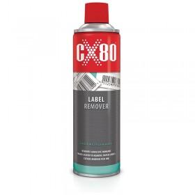 Cx80 Label remover Preparat do usuwania naklejek 500ML