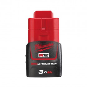 Akumulator 3,0 Ah M12 B3 MILWAUKEE